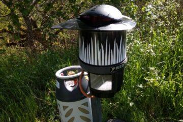 Vår predator myggfångare